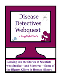 Disease Detectives Webquest