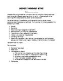 Disease IDL-Social Studies Project
