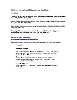 Disease Informative Report