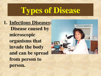 Disease Notes PowerPoint