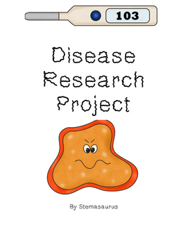 Disease Research Project