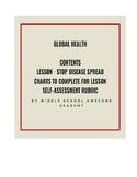 Disease Spread - Global Health