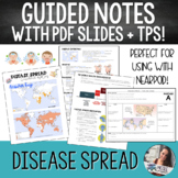 Disease Spread Guided Notes