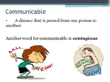 Diseases - Causes of Acquired Diseases (POWERPOINT)