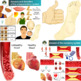 Diseases And Disorders Of The Human Body Systems Clip Art Bundle