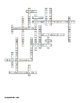 Diseases and the Body's Defenses Vocabulary Crossword for