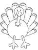 Disfraza el pavo - Turkey Disguise