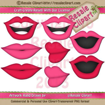 Disguise Party 4 Mouth n Lips