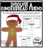 Disguise a Gingerbread Man (The Gingerbread Friend Project)
