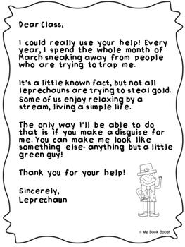 Disguise a Leprechaun