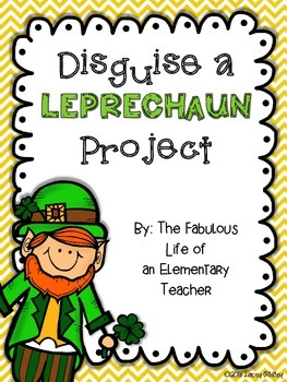 Disguise a Leprechaun Project