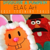 Disguise a Pumpkin Craftivity and Writing