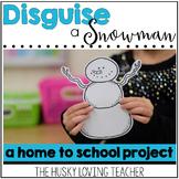 Disguise a Snowman!
