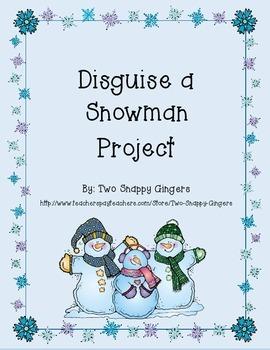 Disguise a Snowman