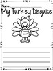 Disguise a Turkey Creative Writing and Craft