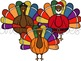 Disguise a Turkey Digital Clip Art Set
