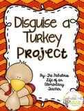 Disguise a Turkey Project FREEBIE