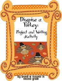 Disguise a Turkey: Project and Writing Activity