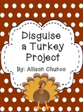 Disguise a Turkey Project