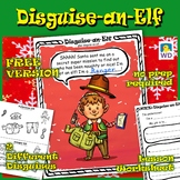Disguise-an-Elf - Christmas Paper Craft - Free