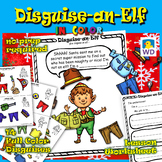 Disguise-an-Elf In Color - Christmas Paper Craft