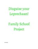 Disguise your Leprechaun!