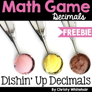 Dishin' Up Decimals