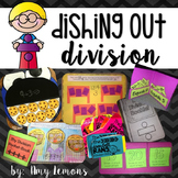 Dishing Out Division {Basic Lessons to teach Division}