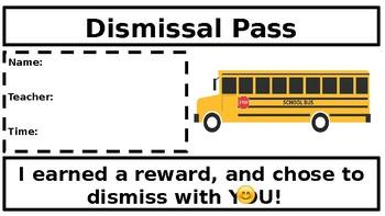 Dismiss Pass
