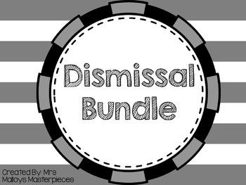 Dismissal Bundle