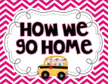 Dismissal Chart - How We Go Home