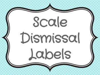 Dismissal Chart Labels Scale Theme