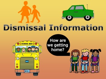 Dismissal Info.