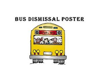 Dismissal Poster