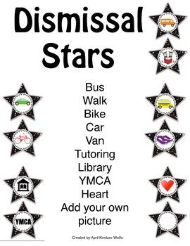 Dismissal Star Signs
