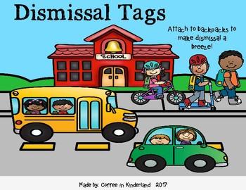 Dismissal Tags