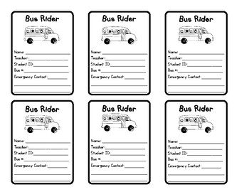 Dismissal Tags Freebie