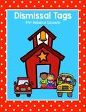 *FREE* Dismissal Tags (Spanish)