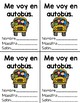 *FREE* Dismissal Tags (Spanish)