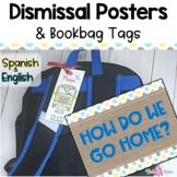 Dismissal poster | Shabby Chic