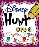 Disney Animated Word Hunt set 6