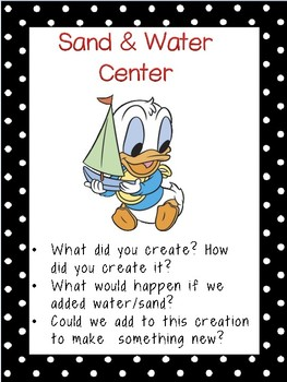 Disney Center Signs