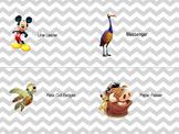 Disney Classroom Jobs