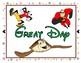 Disney Clip Chart Behavior System