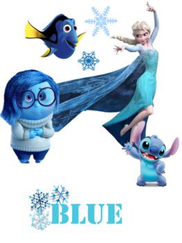 Disney Color Posters