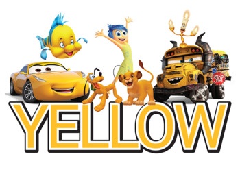 Disney Colors Posters