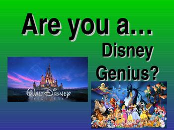 Disney Cryptic Quiz