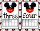 Disney Inspired Classroom Decor: Number Posters