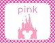 Disney Inspired Decor Shapes and Colors Posters