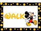 Disney Dismissal Clip Chart